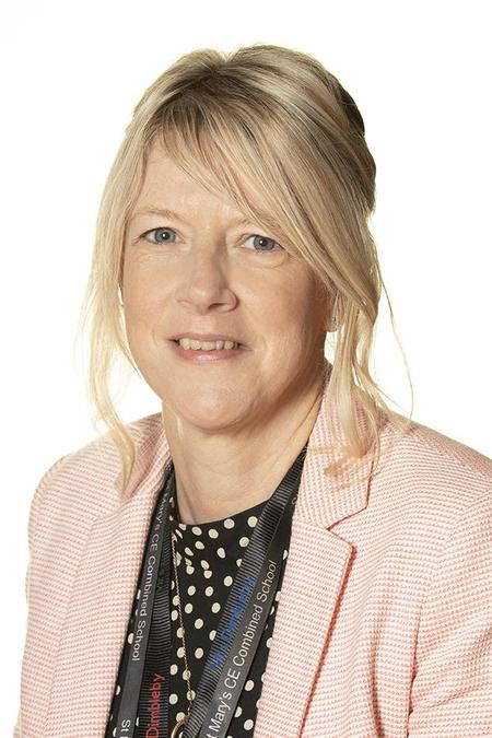 Mrs Sam Dimbleby - Deputy Head Teacher - Deputy Safeguarding Lead