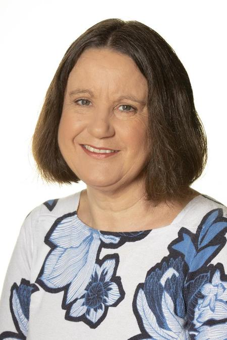 Mrs Caroline Hutchinson - Teaching Assistant