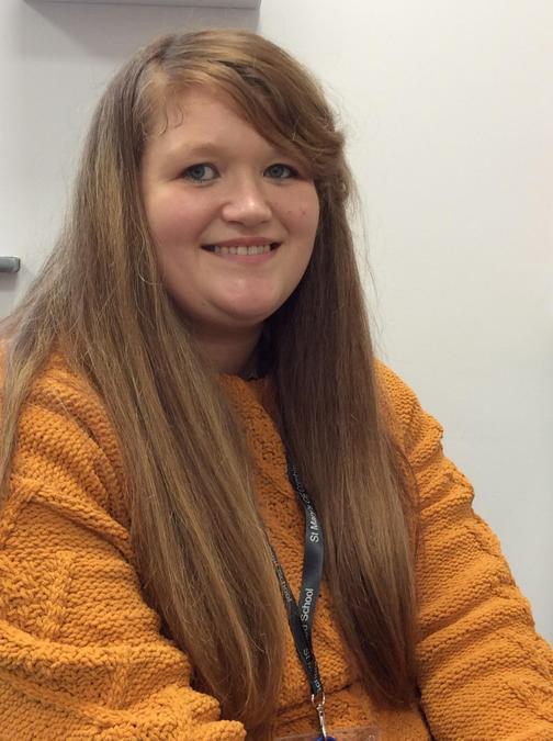Miss Vicky Collins - Nursery Practitioner
