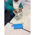 Science - mixing and separating materials.