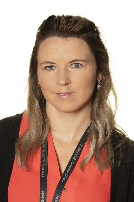 Mrs Megan Fraser - Finance Officer