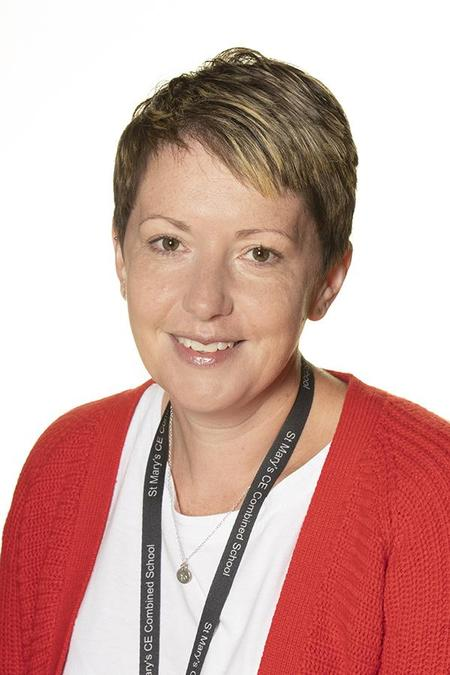 Mrs Driscoll - Teaching Assistant