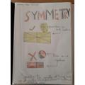 Symmetry poster - Maths
