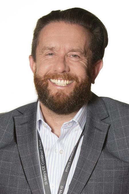 Mr David Liddle - Head Teacher - Designated Safeguarding Lead