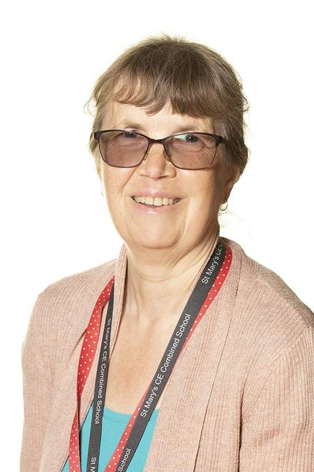 Mrs Cathy McSkimming - Teaching Assistant