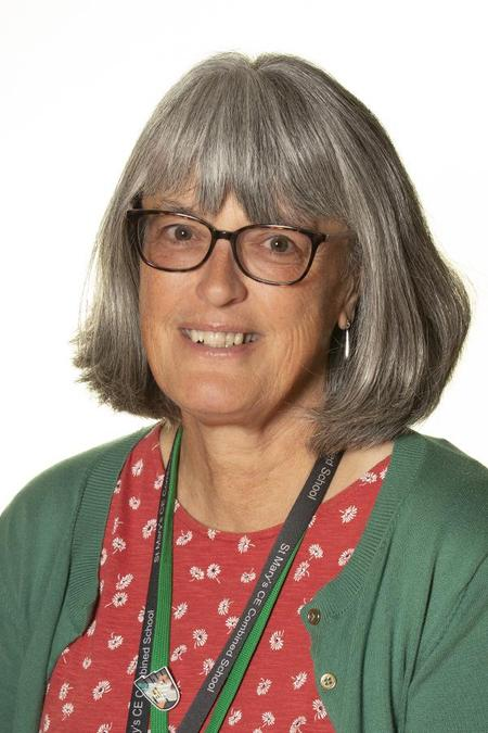 Mrs Gill Robinson - Teaching Assistant