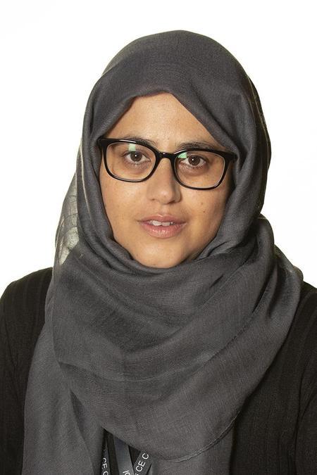 Mrs Azra Matloob - Teaching Assistant
