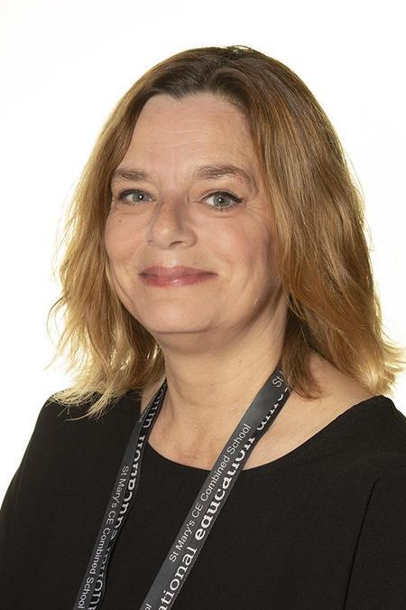Mrs Sally-Anne Jarvis - Yr 5 Teacher & Geography