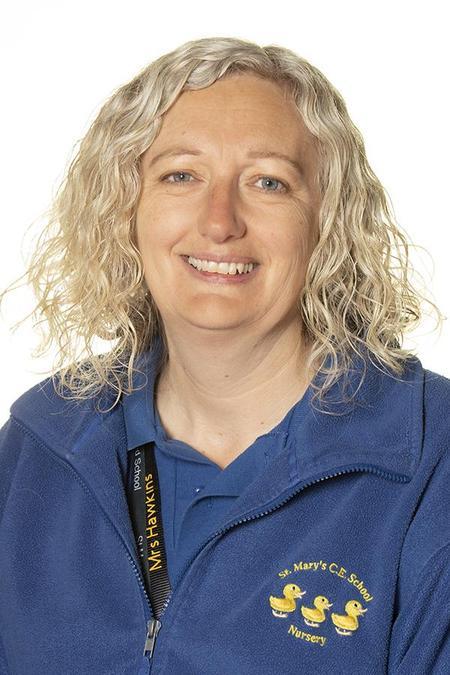 Mrs Vanessa Hawkins - Nursery Practitioner