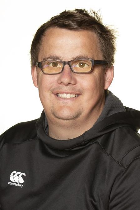 Mr Nigel Troup - Year 2 Teacher & PE