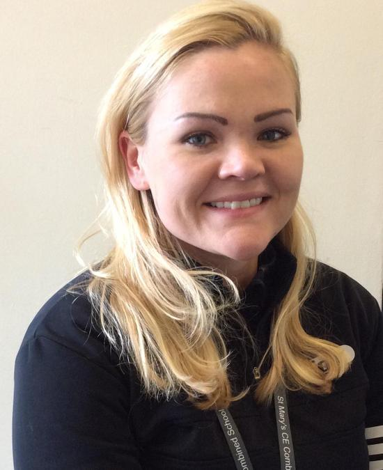 Miss Charlotte Rice - Teaching Assistant