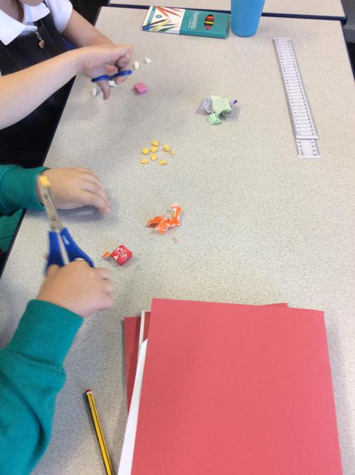 Using starburst to learn about rock formation