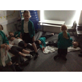Florence Nightingale role play