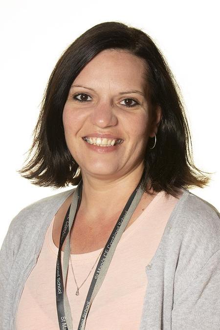 Miss Miroslava Cajkova - Teaching Assistant