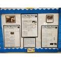 Year 5 Good Learning Board.