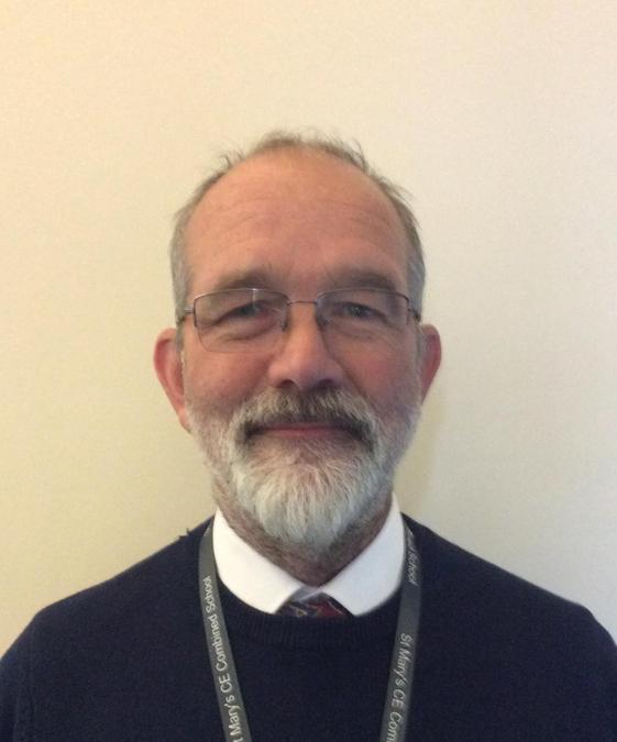 Mr Steve Litson - Year 3 Teacher