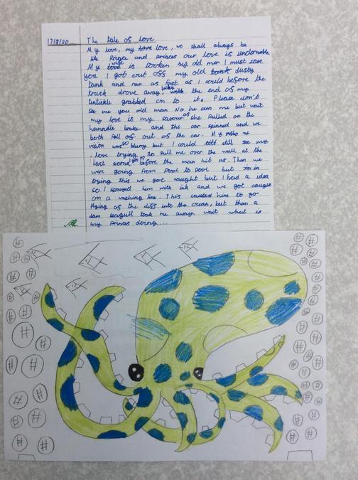 Oktopodi story