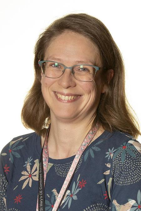 Mrs Janet Richardson - Teaching Assistant