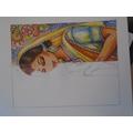 'Half art' - finish the picture