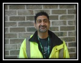 Mr R. Khan School Site Manager
