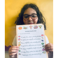 Have a read of this poem by a talented member of Apple Class.