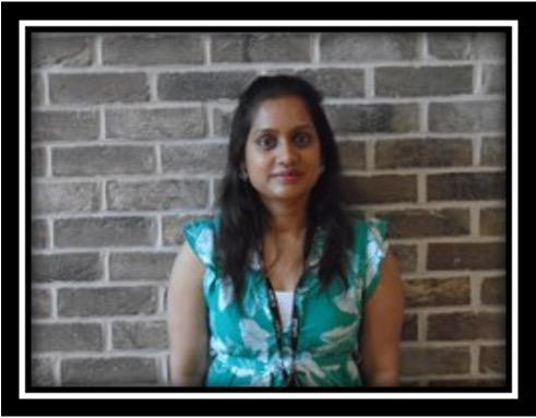 Mrs Partharasarathy - Teaching Assistant