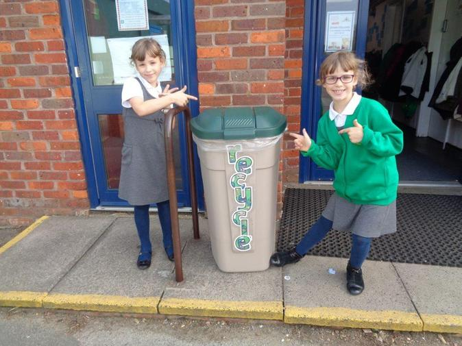 Our New Bin