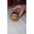 Lola's Harry Potter egg