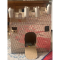 To conclude our history topic on Castles, we have made our own castles!