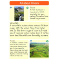 All about rivers - non-fiction writing