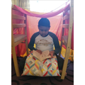 Reading den