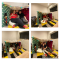 Look at this amazing fort that this family have made!