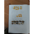 Finding number bonds to 20 using tens frames!