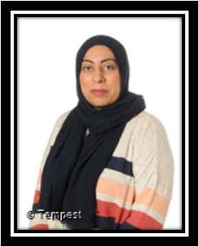 Mrs F. Idrees            Office Manager