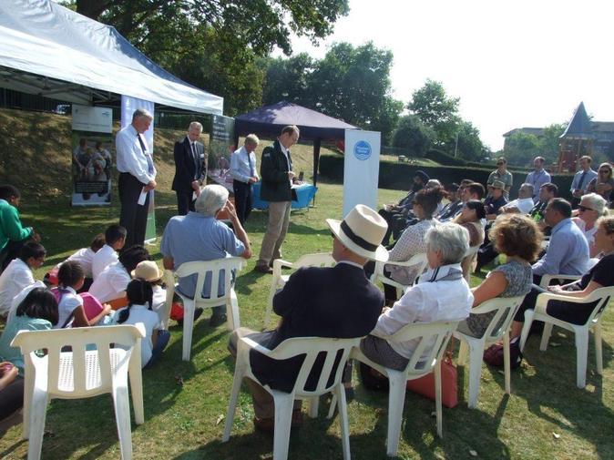 Eco Council SUDS Salt Hill Park