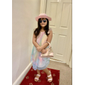 Dressing up ready for the summer weather!