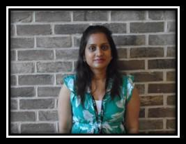 Mrs Parthasarathy Teaching Assistant