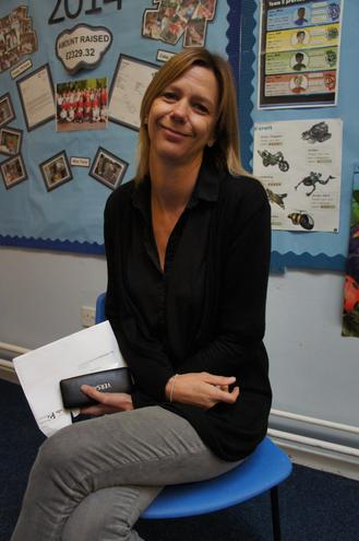 Ms Hollander - KS 2 Manager Year 5/6 Teacher