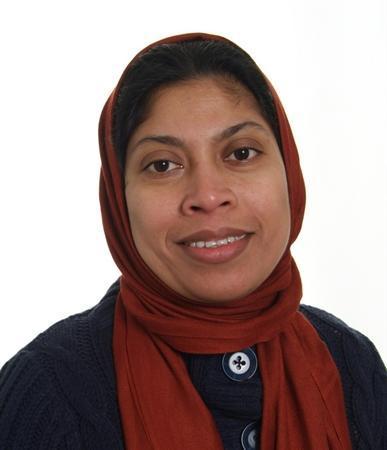 Mrs Khatun - Lunchtime Supervisor