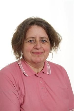 Mrs Boobyer - Cleaner