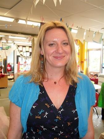 Mrs Weaver - Foundation Stage Teacher