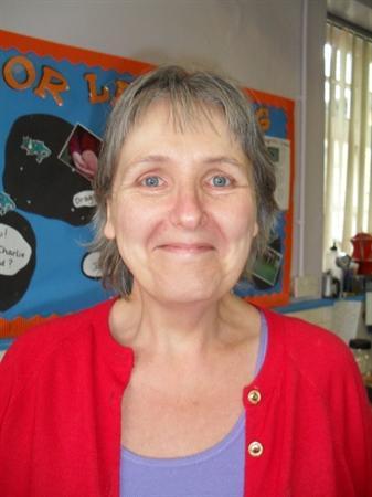 Mrs Jordan - Teaching Assistant