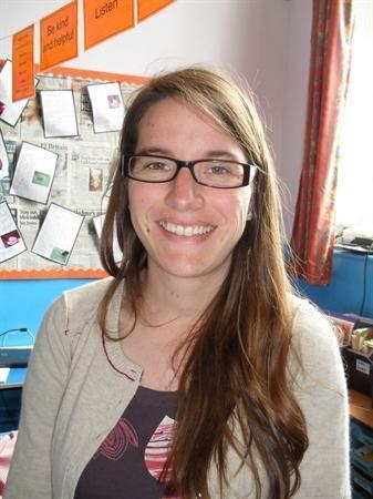 Mrs Kritzinger - Year 3/4 Teacher