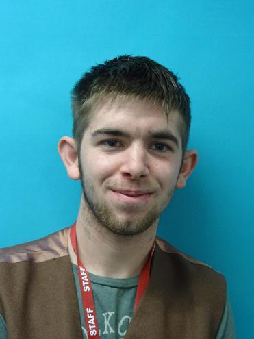 Mr Kieran Buzzard - Teaching Assistant