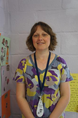 Mrs Yates - Teaching Assistant