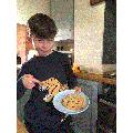 Jack baking delicious goodies