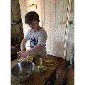 Harry enjoying a baking session!