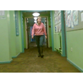 The main corridor.