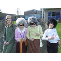 Can you name the David Walliams characters?