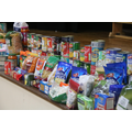 Photo of donations